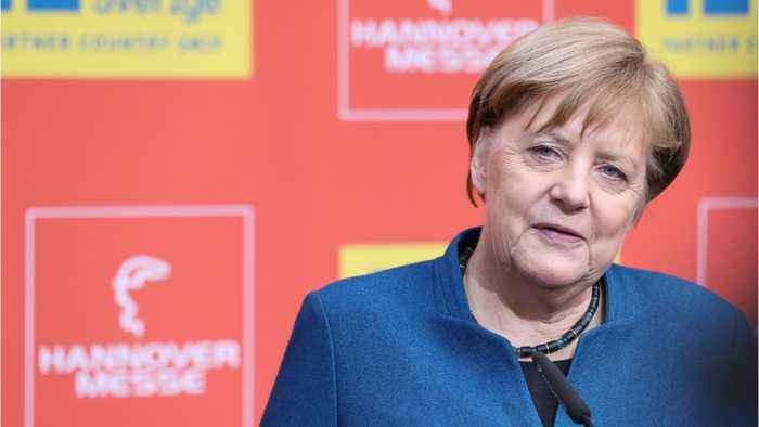 German Chancellor Angela Merkel Weighs In On Upcoming Brexit Deadline