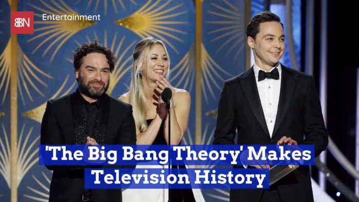 The Big Bang Theory Sets A Record With 276 Episodes