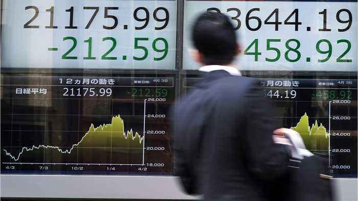 World Stocks Concerned Again With Trade Talks