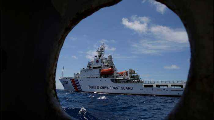 Philippines: Chinese Vessels In Disputed Waters Is Illegal