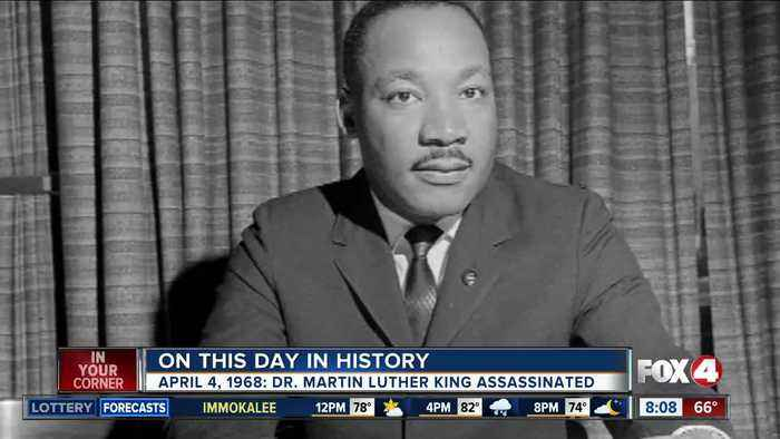 Remembering Martin Luther King Jr., who died 51 years ago today