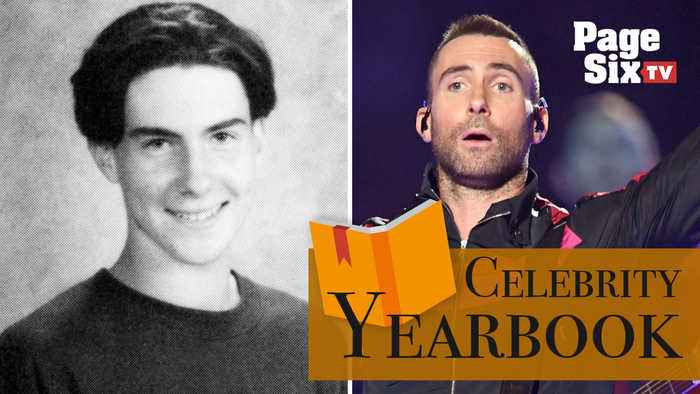 Adam Levine was an acne-riddled band geek before Maroon 5
