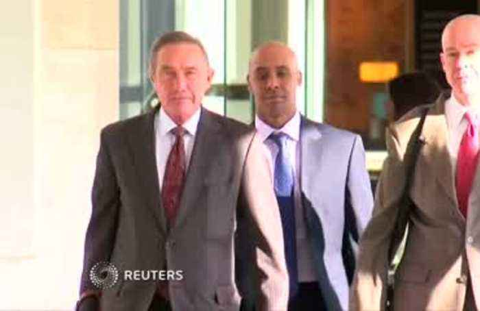Ex-cop who killed Australian back in court