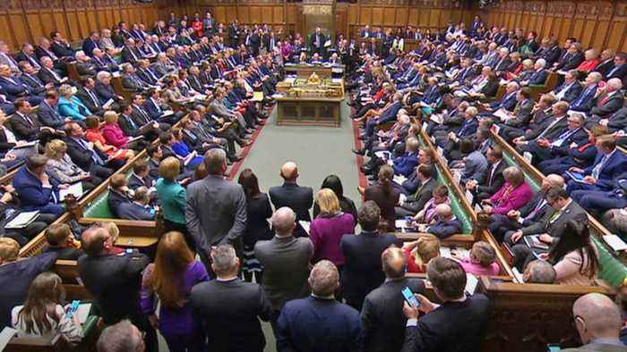 Brexit Delay Law Passes UK's House of Commons