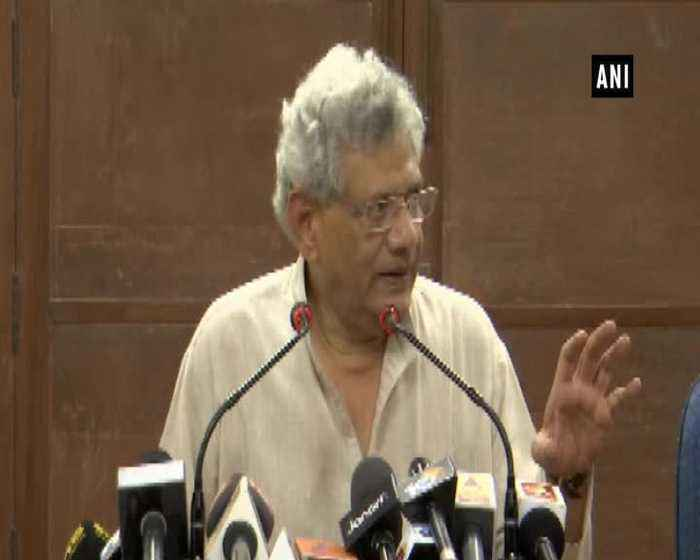 Court summons Rahul Gandhi Yechury in defamation suit by RSS