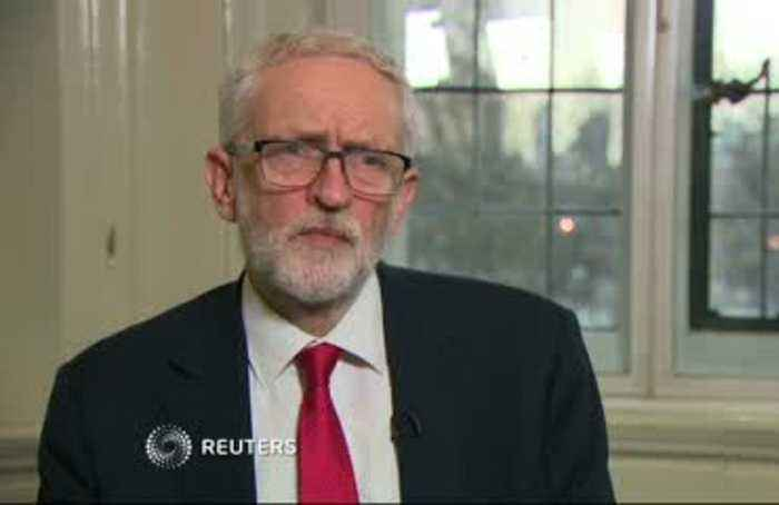 Jeremy Corbyn shocked at his image being used for 'target practice'