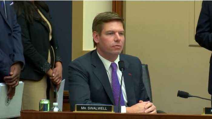 Report: Eric Swalwell To Announce 2020 Presidential Run Next Week