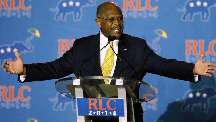 Trump Wants To Appoint Former GOP Presidential Candidate Herman Cain To The Federal Reserve