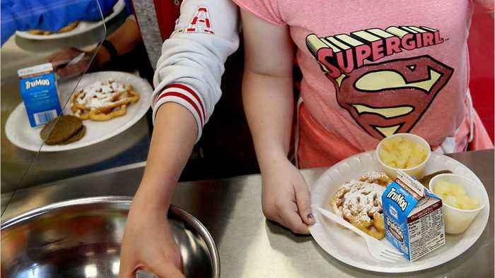 Multiple States Sue Trump Over School Breakfast And Lunch Rules