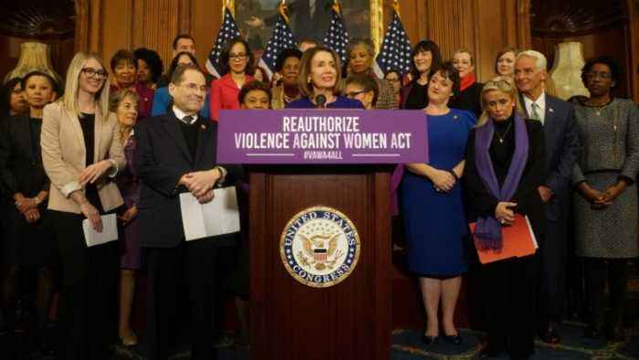 House Votes to Reauthorize Violence Against Women Act