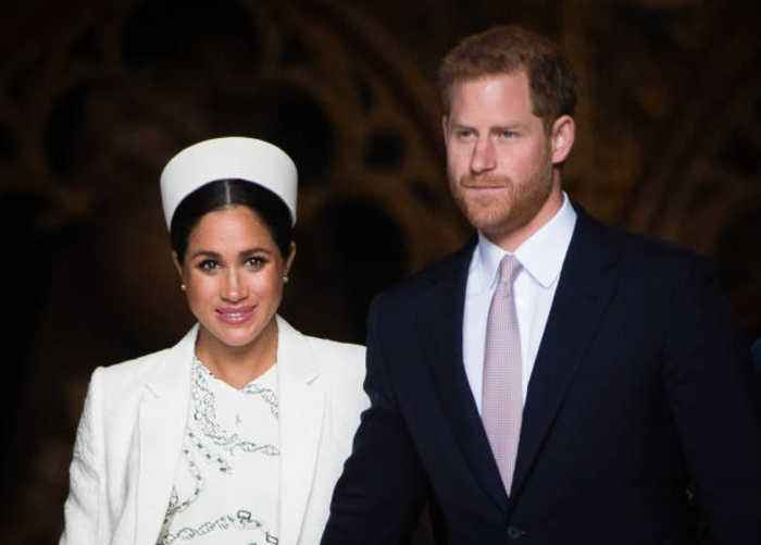 Prince Harry and Meghan Markle Shatter Guinness Record on Instagram