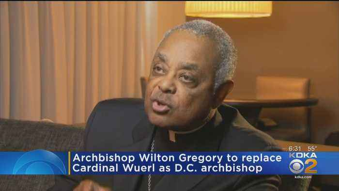 Archbishop Wilton Gregory To Replace Cardinal Wuerl As D.C. Archbishop