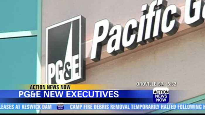 PG&E makes changes to executive board