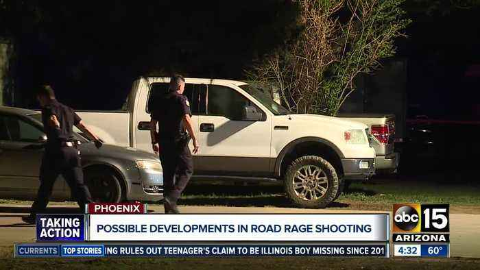 Vehicle matching description in deadly shooting found in Phoenix