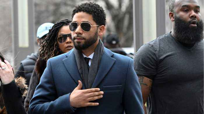 Jussie Smollett Facing Lawsuit From City Of Chicago