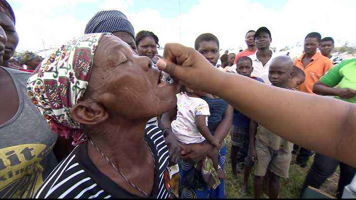 Mozambique launches cholera vaccine drive amid deadly outbreak