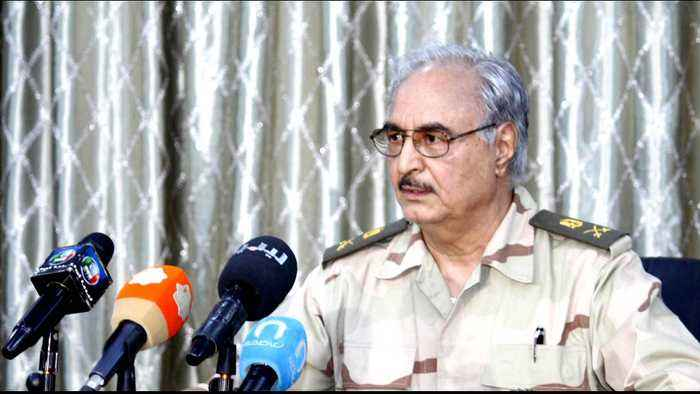 Libya: High alert in Tripoli after renegade leader orders advance