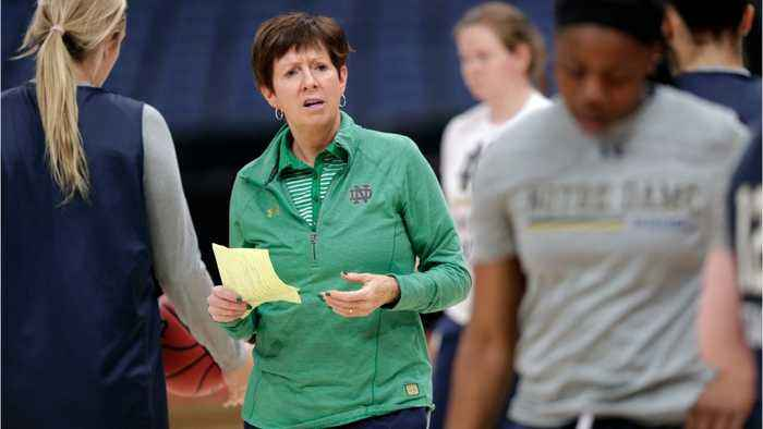 Notre Dame's Muffet McGraw Goes On Epic Rant