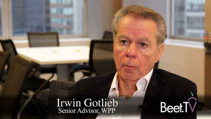 Turf Protection, Not Lack Of Technology, Hinders Addressable TV: WPP's Gotlieb