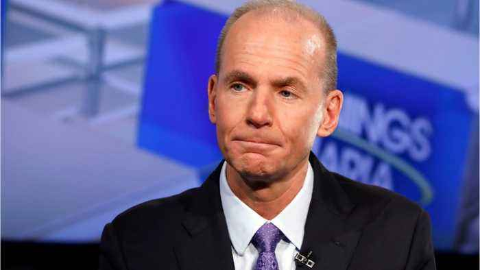 Boeing's CEO Offered His Fullest Apology Yet After Ethiopia's Investigation Pointed The Finger At Him