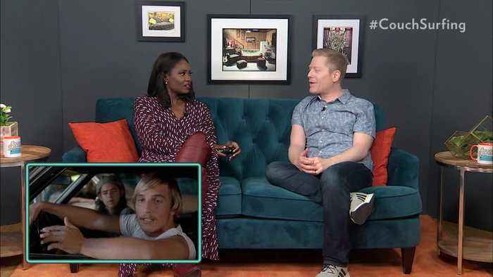 Alright, Alright, Alright! Anthony Rapp Talks About Working with Matthew McConaughey on 'Dazed and Confused'