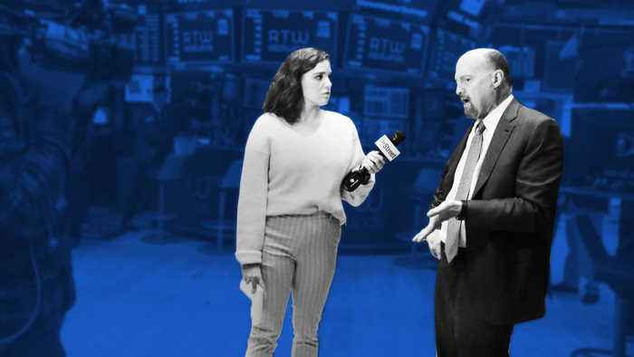Jim Cramer's Response to the Jobs Report, Samsung and Tesla