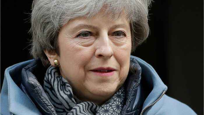 Theresa May Looks To Further Delay Brexit
