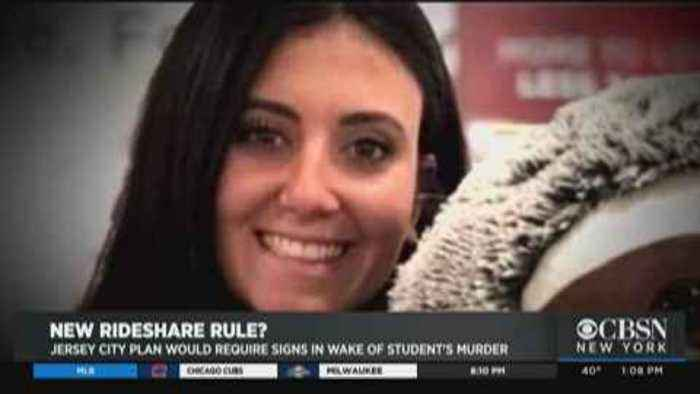 New Rideshare Rule Following Student's Murder