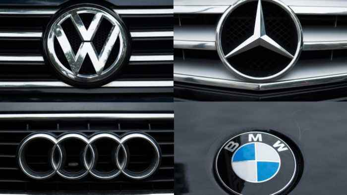 BMW, VW, Daimler Accused of Colluding to Slow Emissions Tech