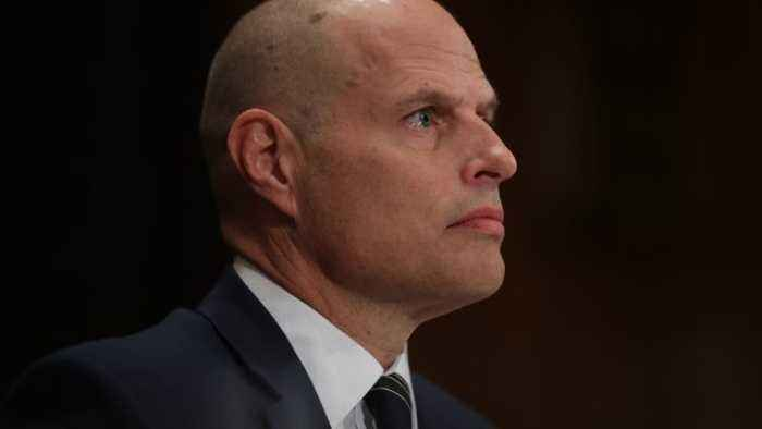 Trump Changes Mind About ICE Director Nominee Ron Vitiello