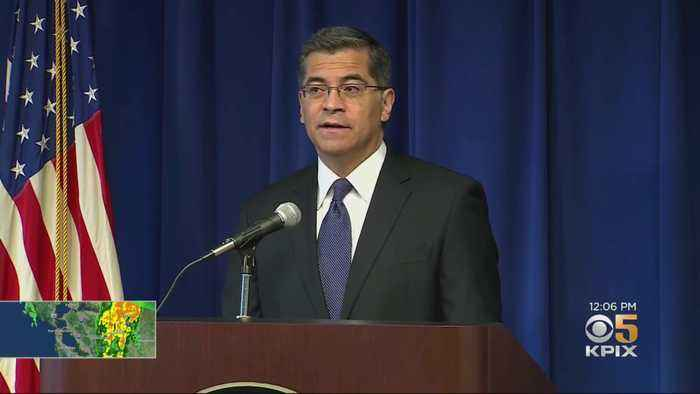 Becerra Joins Other States In Challenging Funds For Trump Border Wall