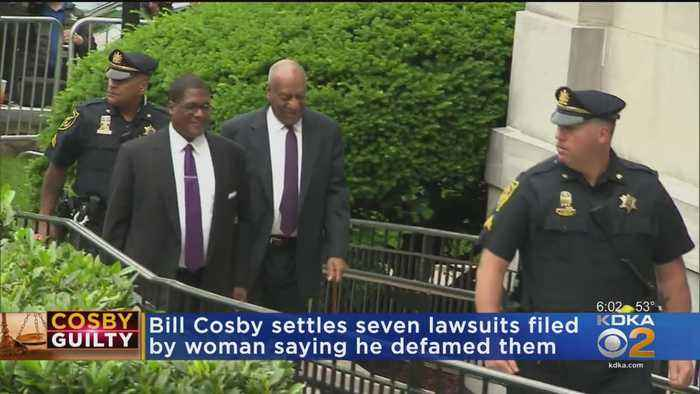 Bill Cosby To Settle Defamation Suits Filed By Seven Women