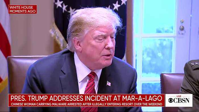 Trump reacts to Neal's tax return request