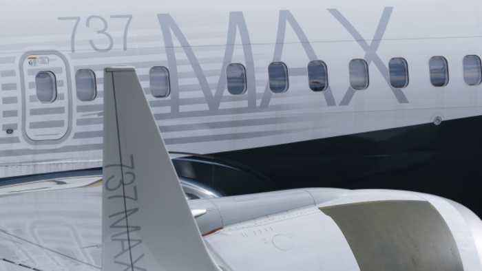 Boeing Cutting Back Production On It's 737 MAX Airplanes