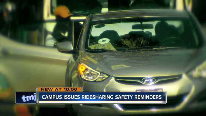 MUPD, Uber send safety reminders when using ride share apps