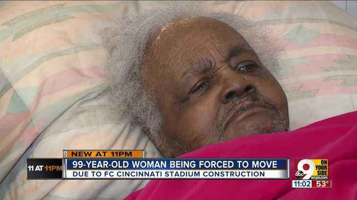 99-year-old woman being forced to leave West End apartment