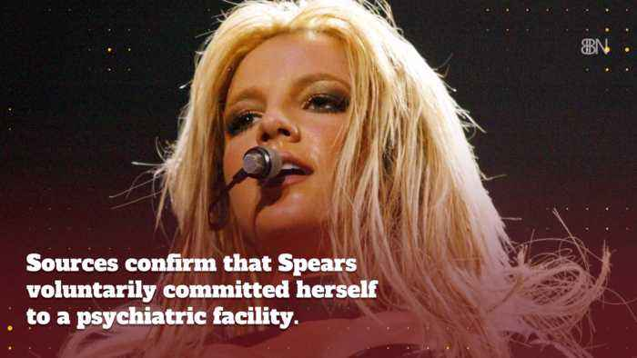 Superstar Britney Spears Is In A Psychiatric Facility