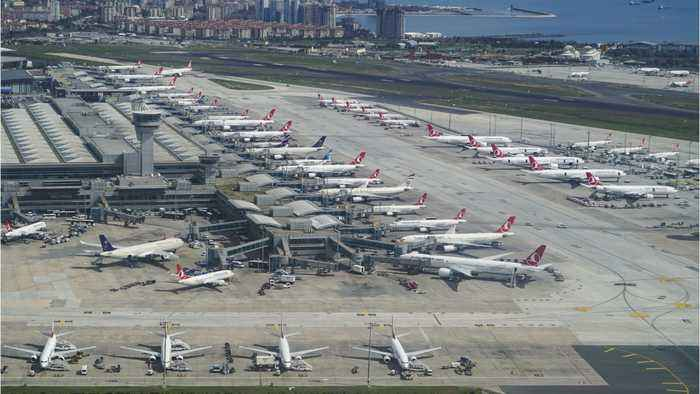 Istanbul Opens One Of Largest Airports In The World