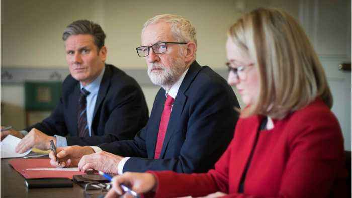 UK Labour Party Says It Wants Talks With PM May To Continue
