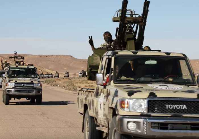 Fresh Fighting Reported as Rebel Forces Continue to Advance on Tripoli