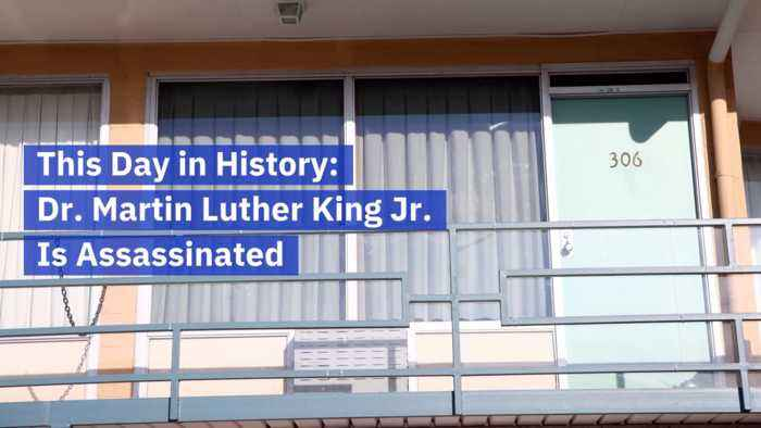 The Horrible Day That MLK Was Shot
