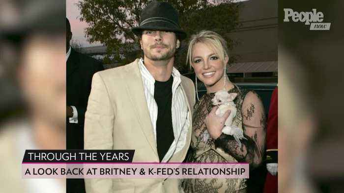 Britney Spears' Sons Are Staying with Dad Kevin Federline While She Receives Help
