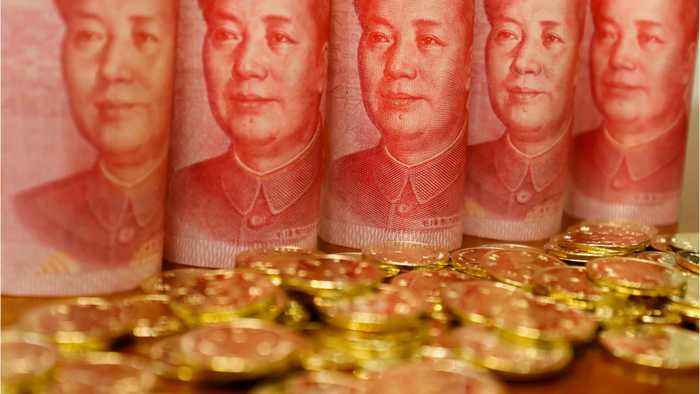 China Continues To Buy Gold As Central Bank Market Booms