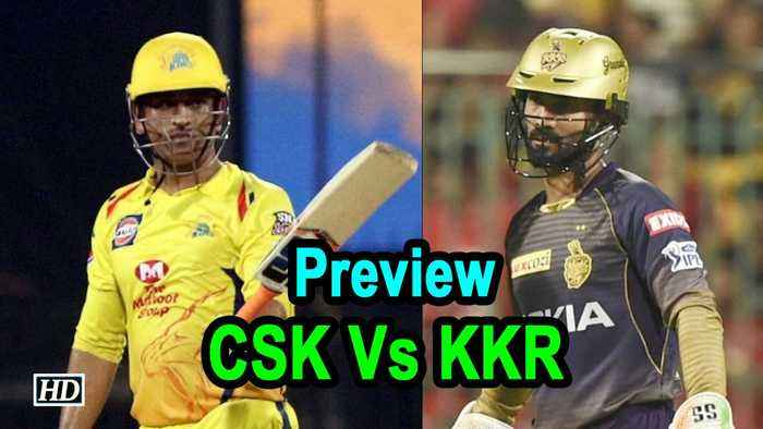 ILP 2019 | Match 23 | Preview | Chennai Super Kings Vs Kolkata Knight Riders