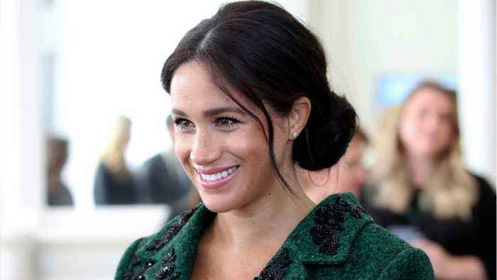 Serena Williams Offers Sound Advice To Mom-To-Be Meghan Markle