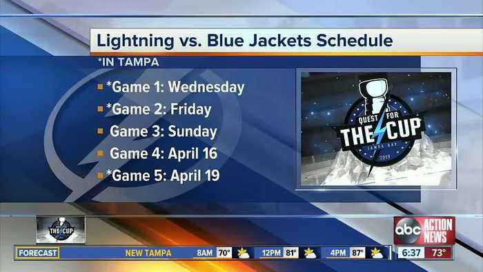 'Best time of the year:' NHL playoff matchups set, when you can cheer on the Lightning