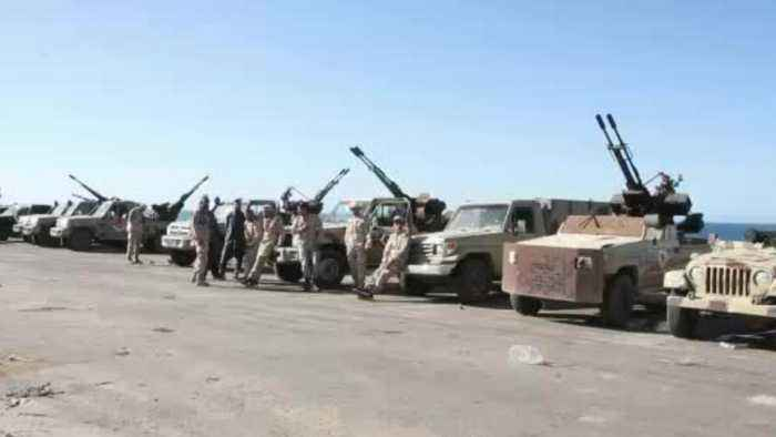 2800 Displaced By Clashes In Libya