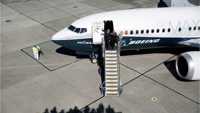 Boeing Sinks After Cutting Production Of The 737 Max