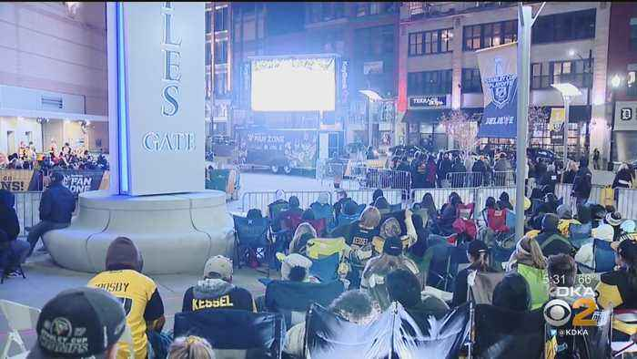 Penguins Big Screen Moving To New Location For 2019 Playoff Games