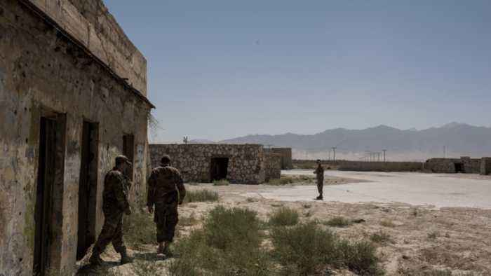 Three US Service Members, Contractor Killed In Afghanistan